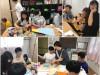 사진:혜람교육봉사단 6월 학습봉사(인형극 만들기)