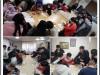 사진:혜람교육봉사단의 정기 봉사활동(삼일절 행사)